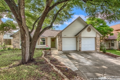 San Antonio Single Family Home New: 13819 Cane Dr