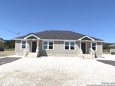 Spring Branch Multi Family Home For Sale: 764 Cimarron