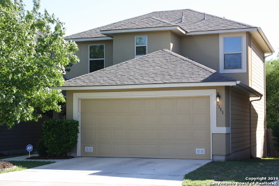 San Antonio Single Family Home New: 7111 Summer Way