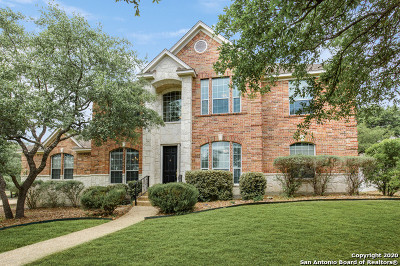 Boerne Single Family Home New: 28811 Riva Ridge Dr