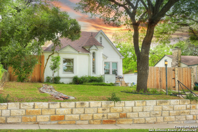 San Antonio Single Family Home New: 305 Cloverleaf Ave