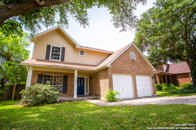 San Antonio Single Family Home New: 5107 Cabin Lake Dr