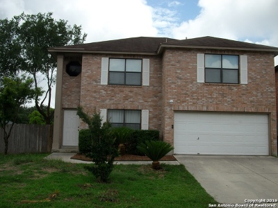 San Antonio Single Family Home New: 9115 Beaudine Ave