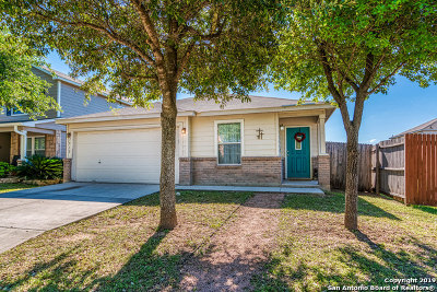 San Antonio Single Family Home New: 7912 Maple Leaf