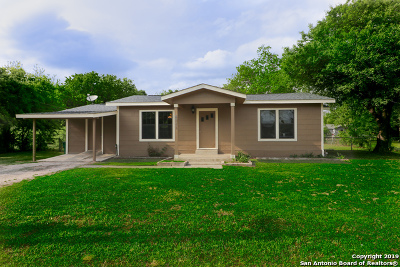 San Antonio Single Family Home New: 4711 Aloha Dr