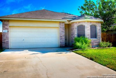 New Braunfels Single Family Home Active Option: 2253 Hidden Meadows