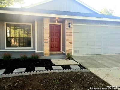 San Antonio Single Family Home New: 6426 Gray Ridge