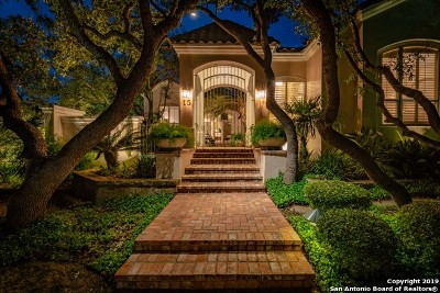 San Antonio Single Family Home New: 15 Westelm Garden