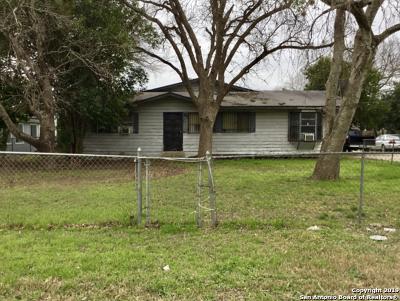 San Antonio TX Single Family Home New: $70,000