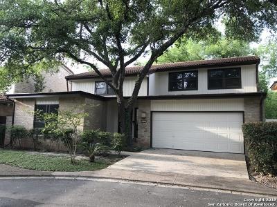 San Antonio TX Single Family Home New: $329,000