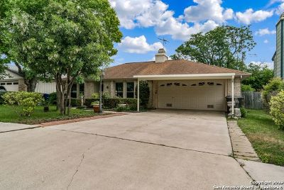 San Antonio Single Family Home New: 5634 Wood Oak