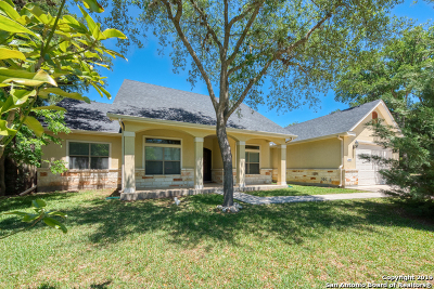San Antonio Single Family Home Active Option: 6003 Cedar Path