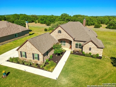 Fair Oaks Ranch Single Family Home New: 30404 Setterfeld Circle