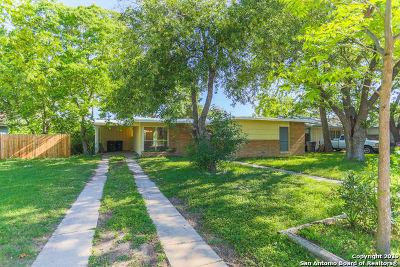San Antonio Single Family Home New: 2415 Glen Ivy Dr