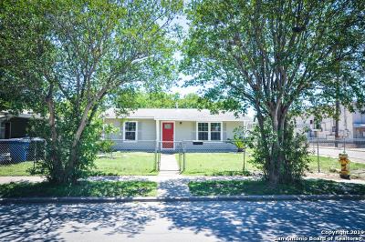 San Antonio Single Family Home New: 102 Shasta Ave