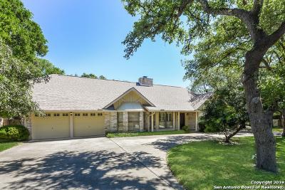 San Antonio Single Family Home New: 5402 Plantation