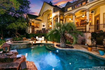 Canyon Lake TX Single Family Home Active Option: $669,000