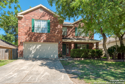 Schertz Single Family Home New: 3637 Diamond Falls