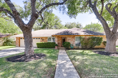 San Antonio Single Family Home New: 13851 Brook Hollow Blvd