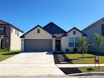 San Antonio Single Family Home New: 4519 Stetson View
