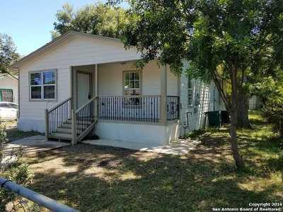 San Antonio Single Family Home New: 230 S San Dario Ave