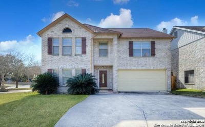 San Antonio Single Family Home Price Change: 2234 Opal Creek Dr