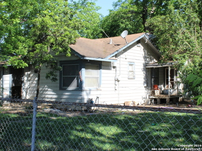 San Antonio Single Family Home New: 111 W Young