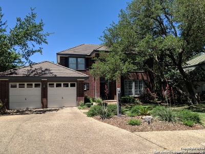 San Antonio Single Family Home Active Option: 543 Chardonnet