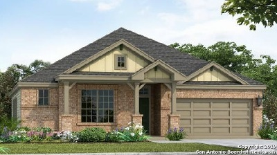Schertz Single Family Home New: 4494 Pecos Point