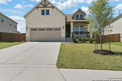 Schertz Rental New: 6637 Bowie Cv