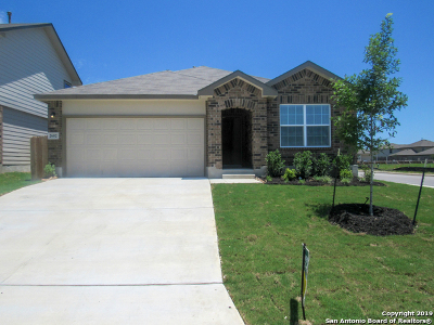 Bexar County Single Family Home New: 2602 Yaupon Ranch