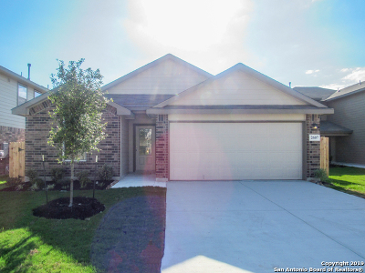 Bexar County Single Family Home New: 2607 Yaupon Ranch