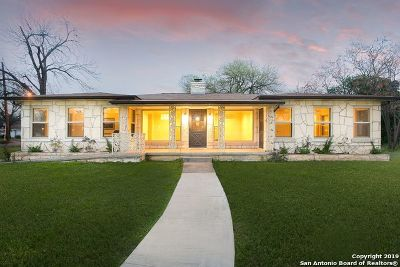 San Antonio Single Family Home New: 2403 Blossom Dr