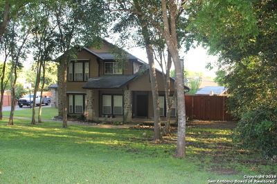 Boerne Single Family Home New: 124 W Hosack St