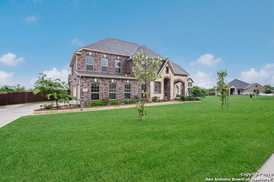 Schertz Single Family Home New: 10208 Leno Way