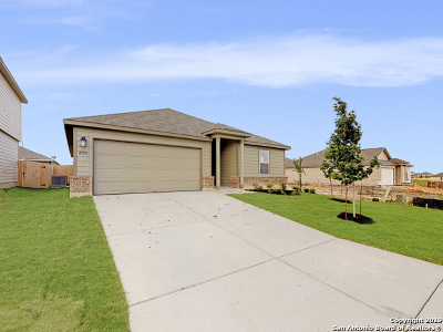 Converse Single Family Home New: 10531 Penelope Way