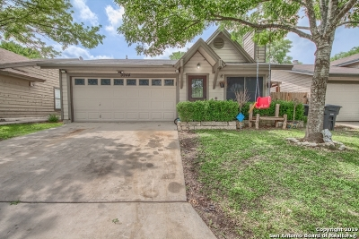 Bexar County Single Family Home New: 3944 Chimney Springs Dr