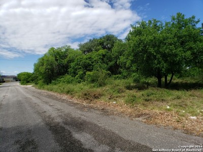 San Antonio Residential Lots & Land New: Blackberry Dr