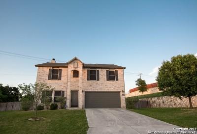 San Antonio Single Family Home New: 8403 Pearl Lagoon