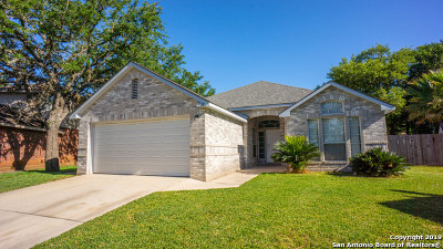 Schertz Single Family Home New: 2836 Berry Patch