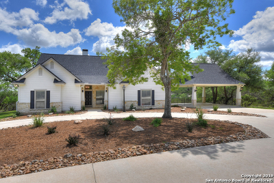 Boerne Single Family Home New: 148 Walnut Grove Rd