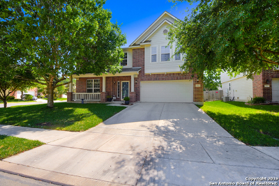 San Antonio Single Family Home New: 4903 Gemsbuck Chase