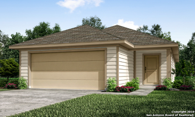 Seguin Single Family Home New: 2428 Ranger Pass
