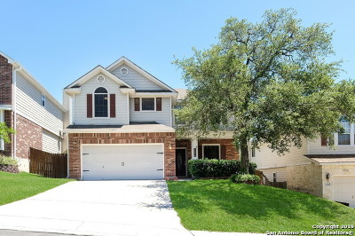 Bexar County Single Family Home New: 15818 Augusta Corner