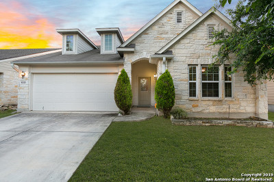 San Antonio Single Family Home New: 8110 Foxwood Chase