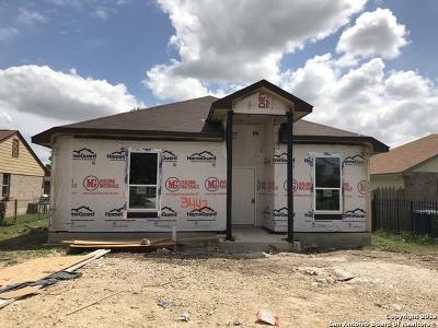 San Antonio Single Family Home Active Option: 3442 Aragon Dr