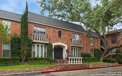 San Antonio Condo/Townhouse New: 7500 Callaghan Rd #207