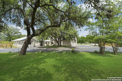Boerne Single Family Home New: 726 Fm 289