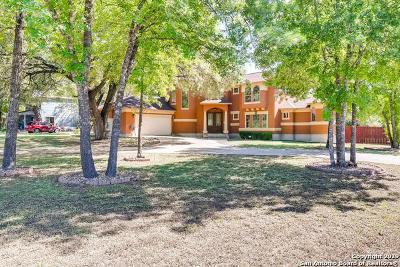 San Antonio Single Family Home New: 3430 Mathis Circle