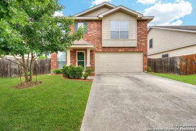 Bexar County, Medina County Single Family Home New: 11139 Buckskin Bend